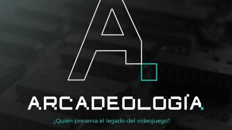 Cartel Arcadeologia