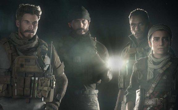 Call of Duty Najwa Nimri