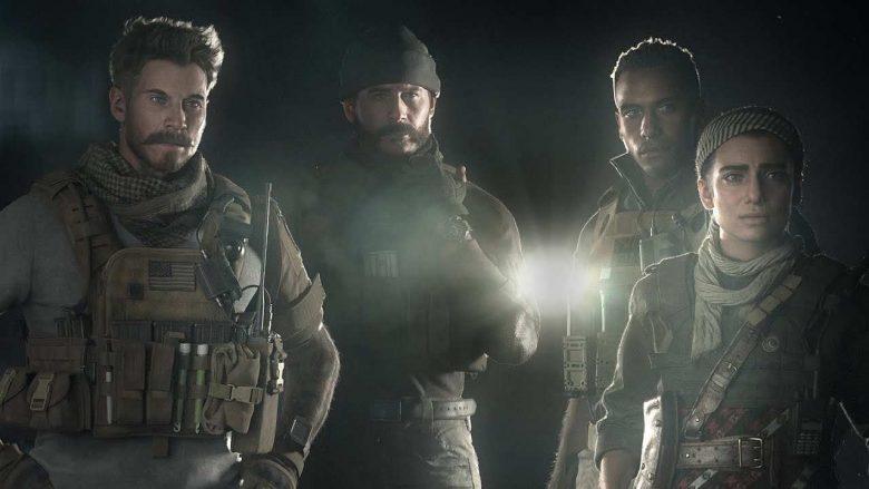 Call of Duty: Modern Warfare es el juego más vendido del año