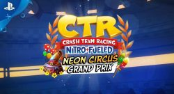 Crash Team Racing: Neon Circus