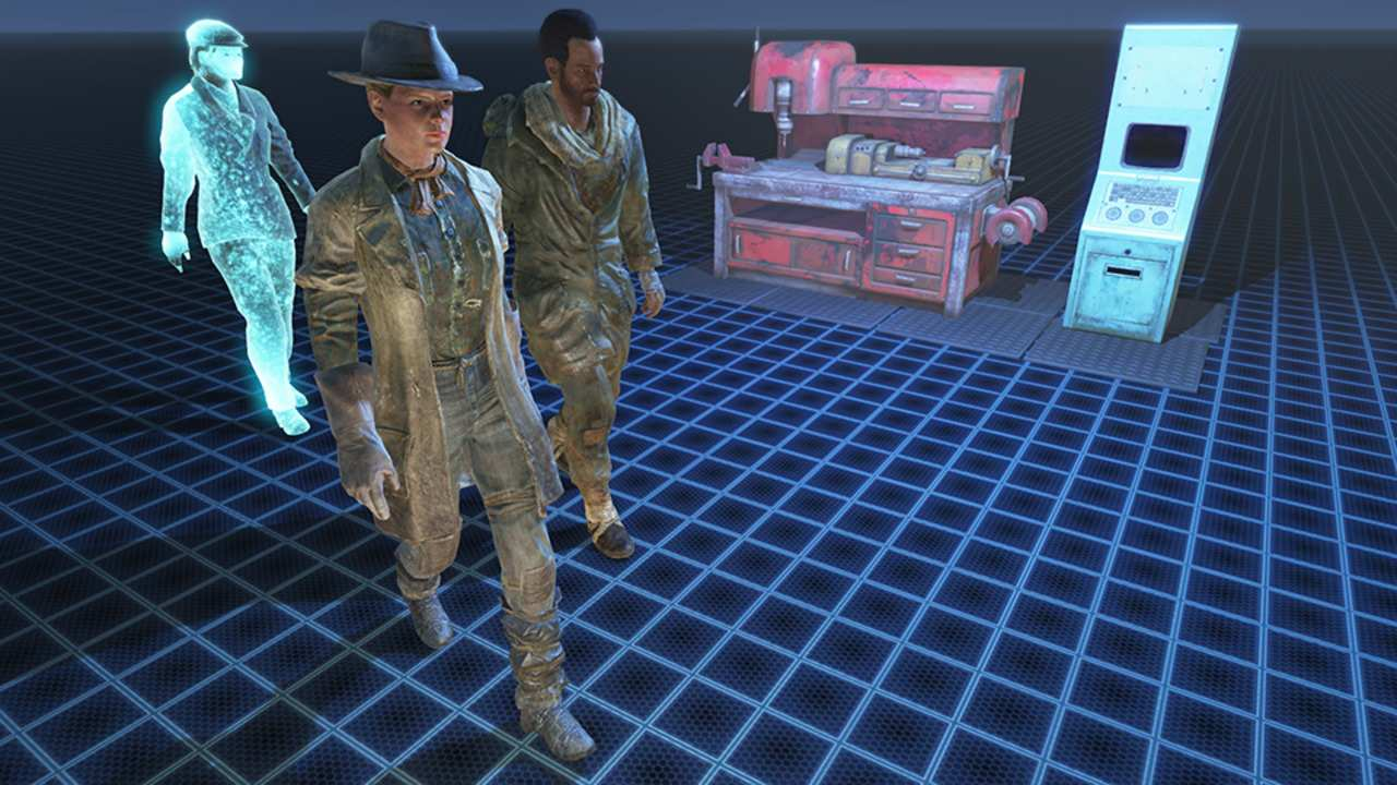 fallout 4 virtual work