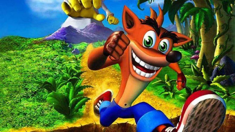 Crash Bandicoot tendría nuevo juego