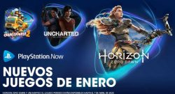 PlayStation Now enero