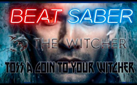 Beat Saber The Witcher