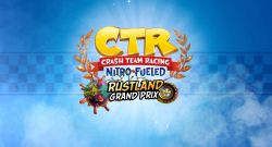 Crash Team Racing: Rustland