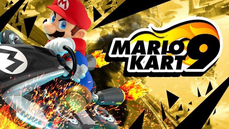 Mario Kart 9 podría salir este año