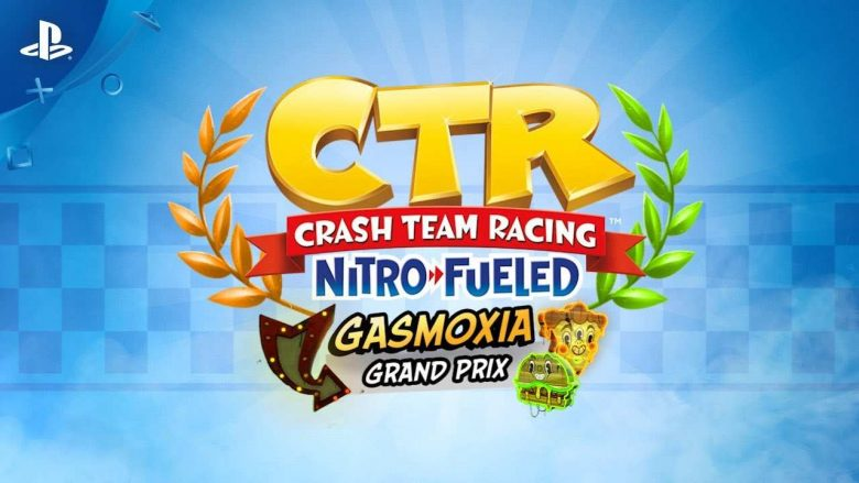 Gasmoxia CTR: Nitro-Fueled