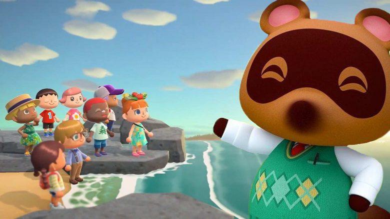 Animal Crossing vende más que Smash