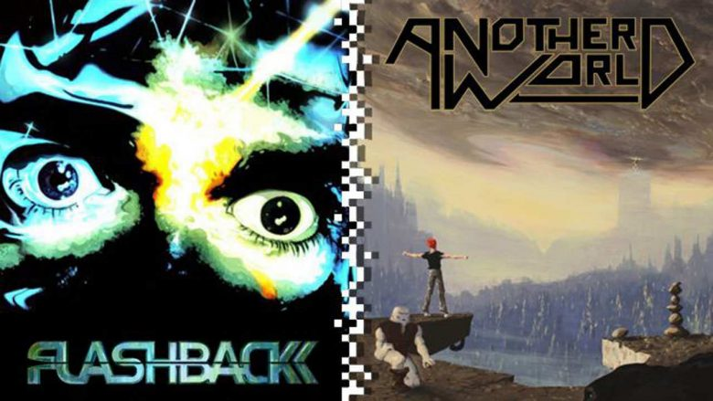 Pack Retrogaming Flaskback Another World