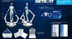 Detroit Become Human Collector's edition ya disponible