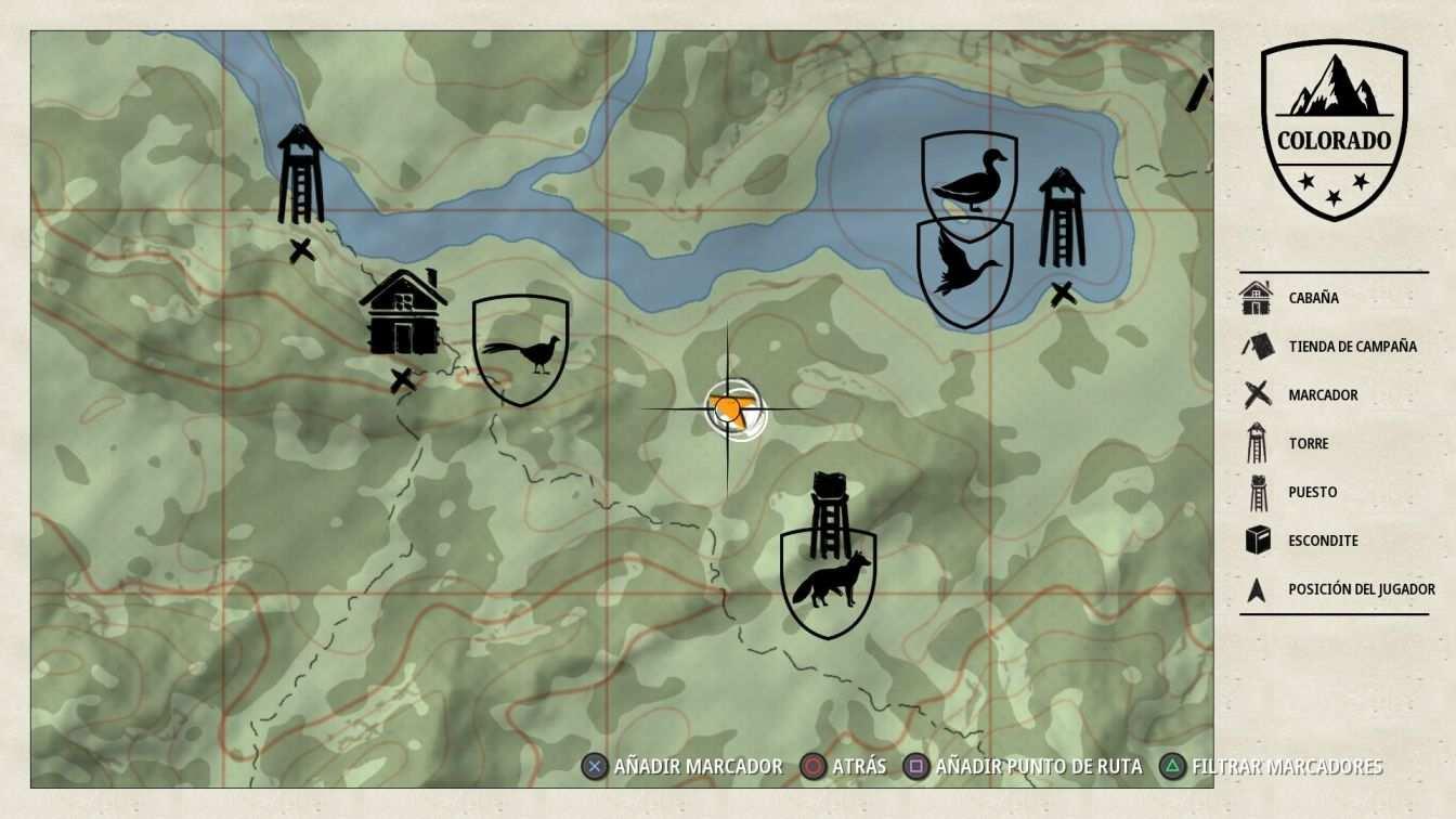 Hunting Simulator 2 maps