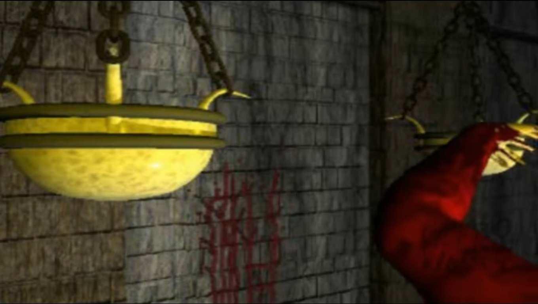 Legacy of Kain Ariel Death