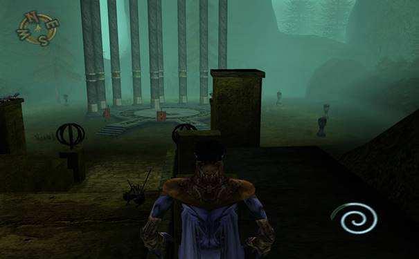Legacy of Kain SR2 Pilars
