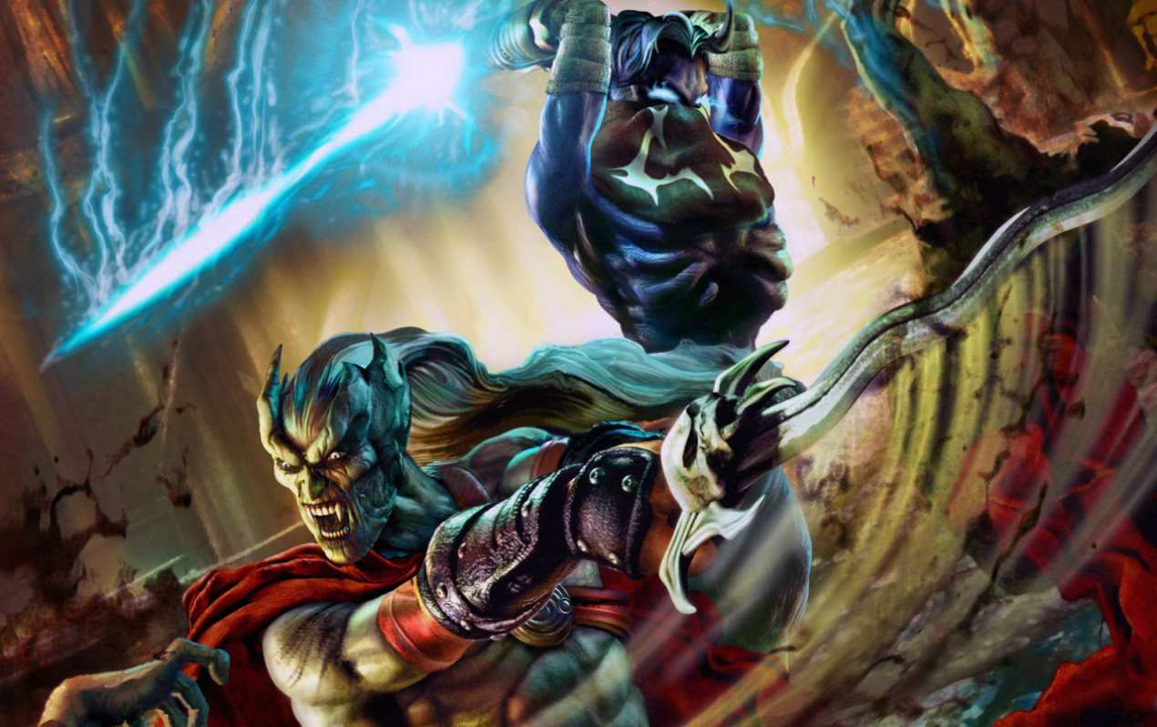 Legacy of Kain end