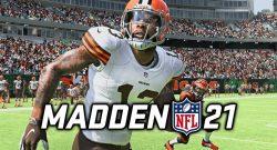 Madden NFL 2021 trae su primer gameplay