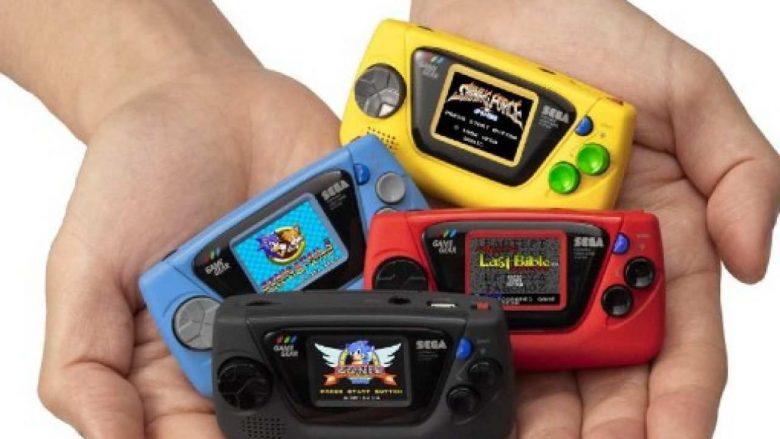 Game Gear Micro para celebrar el aniversario de SEGA