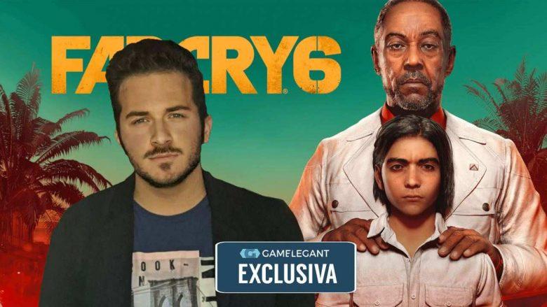 Far Cry 6 Kevin Cervantes