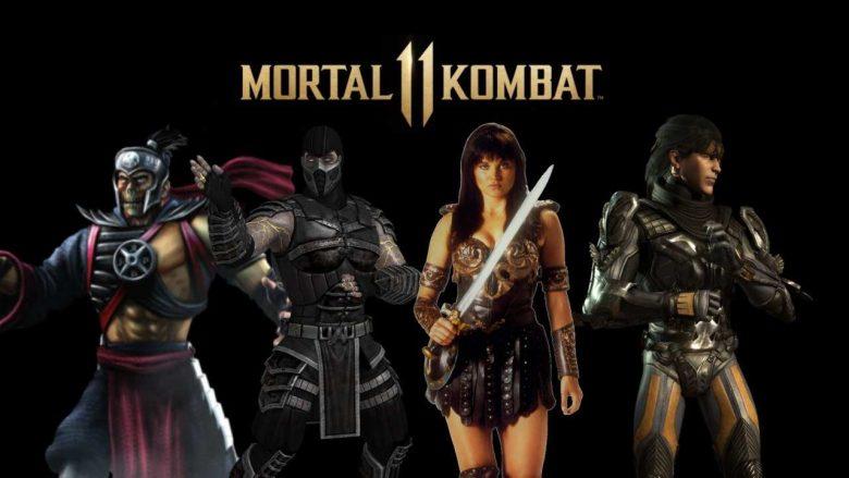 Mortal Kombat Xena