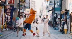Crash Bandicoot live-action