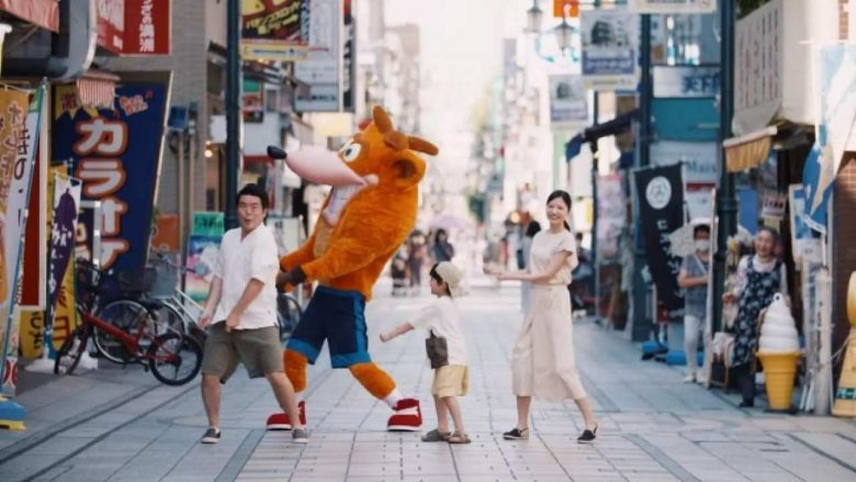 Crash Bandicoot live-action