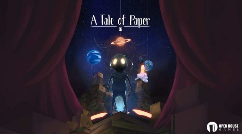 A Tale of Paper llega hoy a PlayStation 4