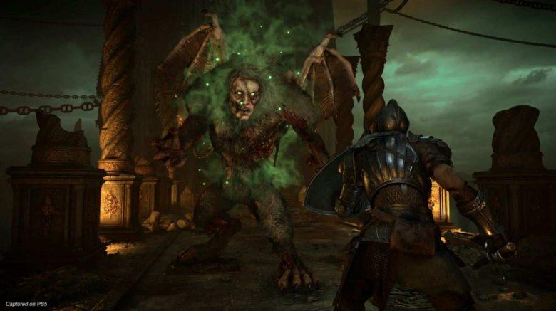 Demon's Souls ya disponible