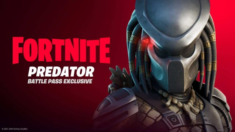 Predator Fortnite